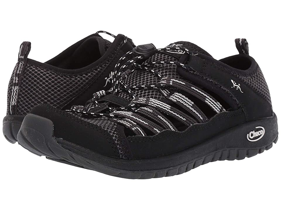 Chaco Kids Outcross 2 (Toddler/Little Kid/Big Kid) (Pavement Black) Kids Shoes