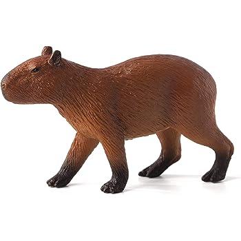 NEW CollectA 88540 88541 Capybara Adult /& Babies Young