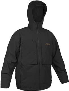 Grundens Storm Rider Hooded Jacket (Black, Large)