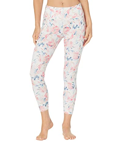 Jockey Active Floral Fizz Print 7/8 Leggings Women