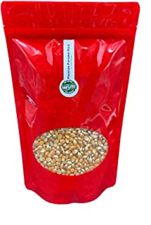 comprar comparacion Maiz Palomitas Premium Mushroom Popcorn Kino popcorn 1000g XL 1:46 Volumen pop pop premium en bolsa resellable GMO Gratis ...