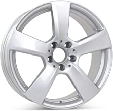 New 18 inch x 8.5 inch Alloy Replacement Front Wheel compatible with Mercedes E350 E550 2010 2011 Rim 85129