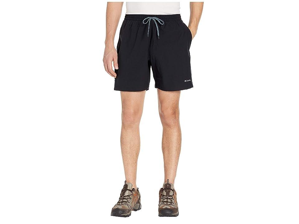 Columbia Summertide Stretch Shorts (Black) Men