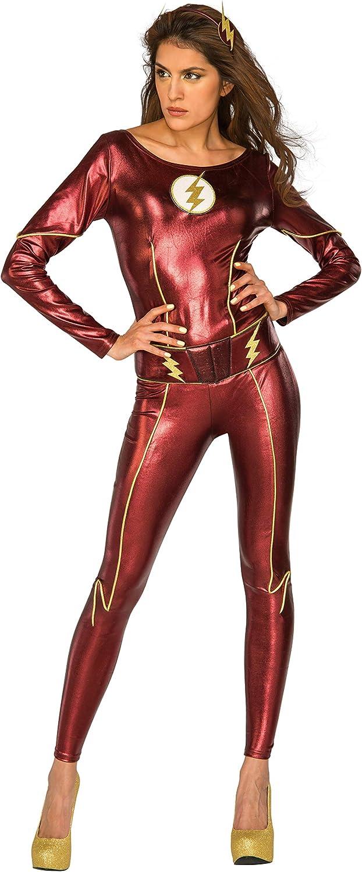 Be super welcome DC Comics Superhero Style Costume Deluxe Classic Genuine Flash