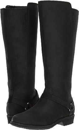 34c92fc9033adb Teva montecito boot leather jet black