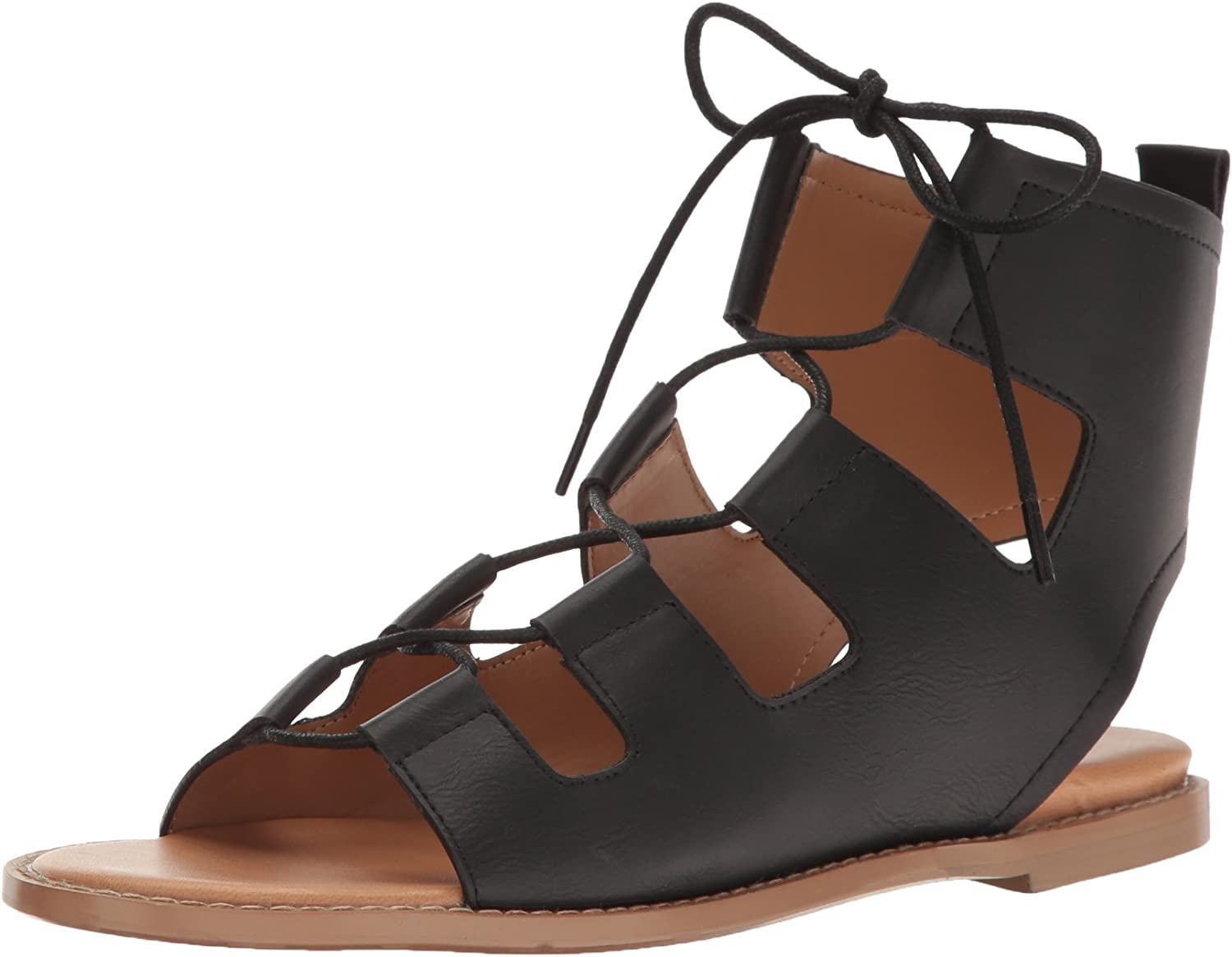 Report Womens Zahara Gladiator Sandal
