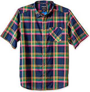 KAVU Men's Solstice Button Down Shirts