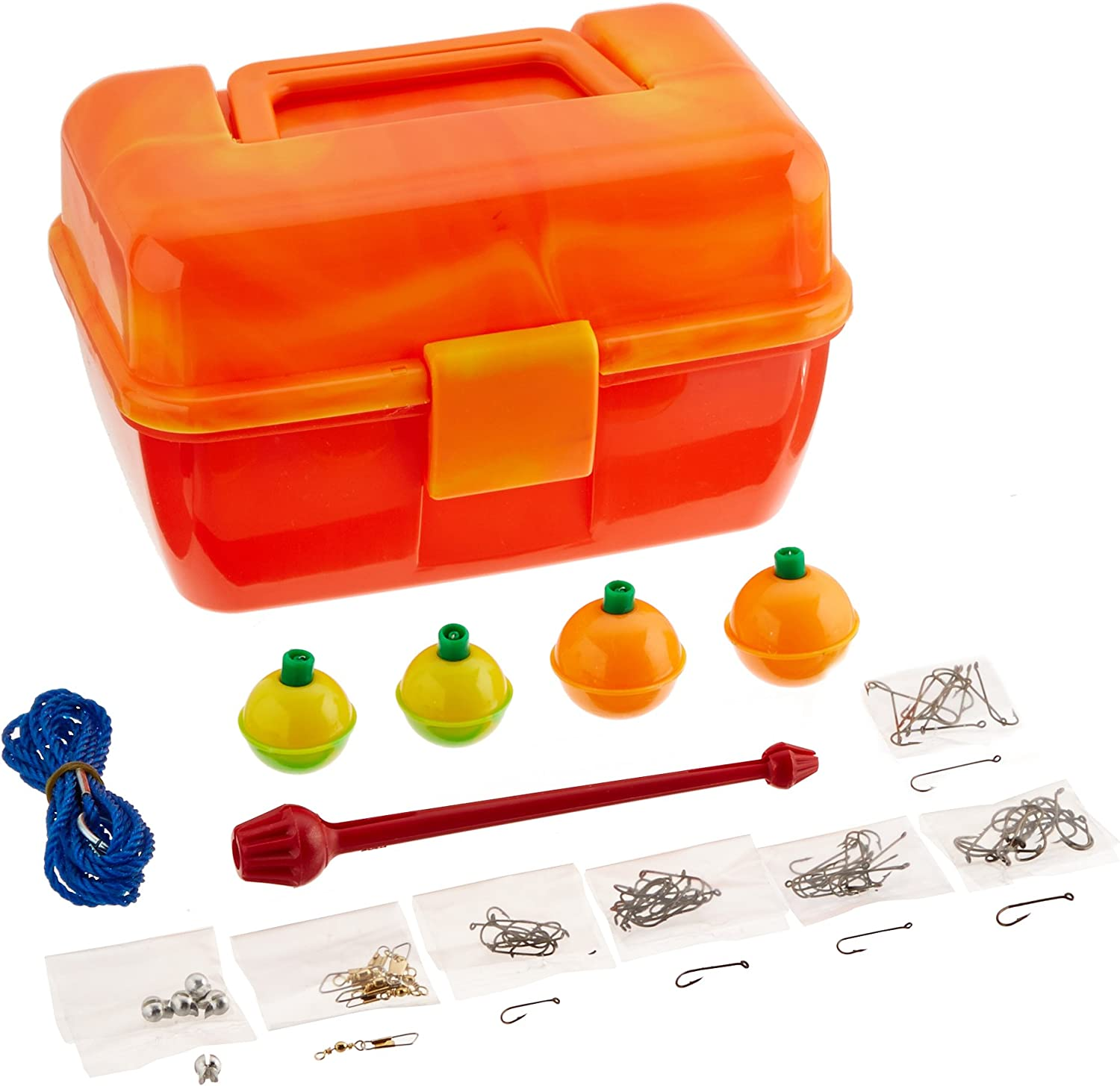 South Bend Worm Gear Tackle Box piece may vary 88 Color Bombing new Overseas parallel import regular item work
