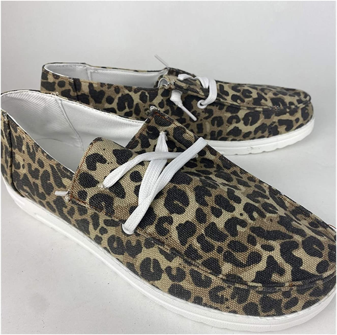 PYBH Ranking TOP20 2021 Men Sneakers Canvas Cas Long-awaited Solid Shoes Leopard Breathable