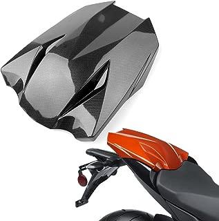 per passeggero XX eCommerce per S-u-z-u-k-i GSXR GSX-R 600 750 K6 06-07 2006-2007 in ABS rigido Copri sedile posteriore per moto