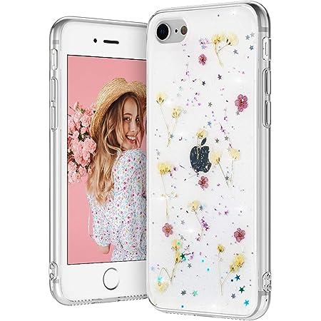 Eyzutak Getrocknete Blumen Hülle Für Iphone 7 Iphone 8 Elektronik