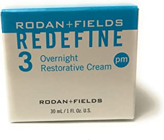 Rodan + Fields Redefine Triple Defense AM & Overnight Restorative Cream Bundle