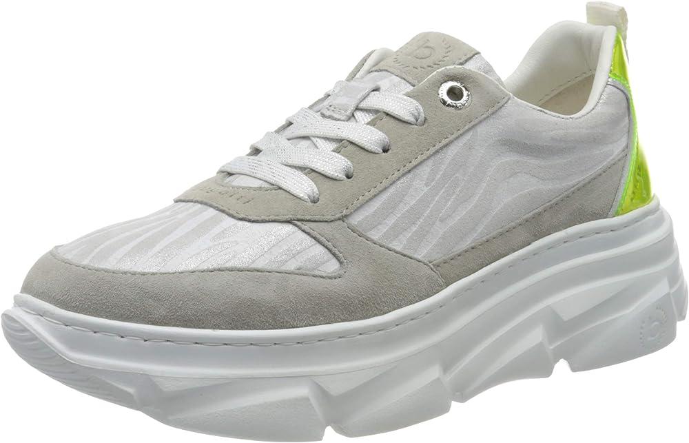 Bugatti,scarpe sneakers per donna,in pelle 411844063439