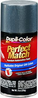 Dupli-Color BGM0536 Gunmetal Metallic General Motors Exact-Match Automotive Paint - 8 oz. Aerosol