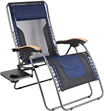 Best zero gravity chair with side table Reviews