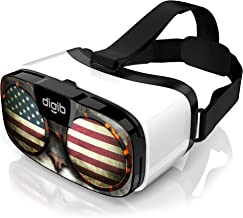 VR Headset for iPhone and Android Phones - Virtual Reality Goggles | Comfortable & Adjustable VR Glasses | Play Your Best ...