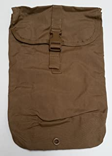 Army USMC FILBE Hydration Pouch Genuine Issue 8465-01-600-7887 Coyote