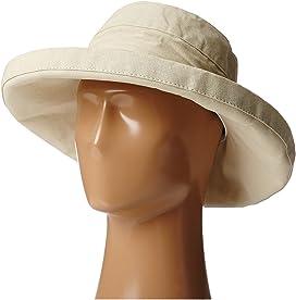 b8562a0c361f4 San Diego Hat Company RBL4770 Crushable Ribbon Floppy Sun Hat at ...