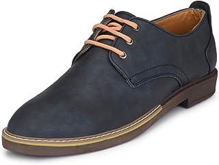 Centrino Navy Casual-Men's Shoes