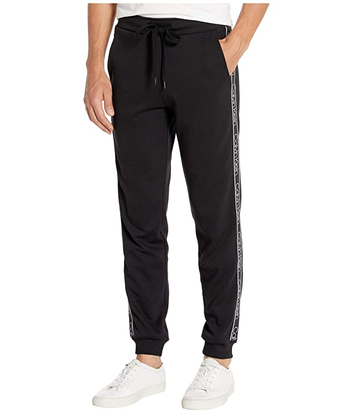 Athletic Jogger (Black) Men's Casual Pants