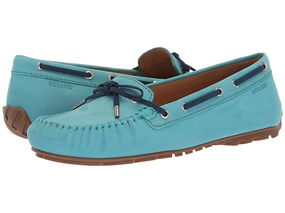 Sebago Harper Tie (Dark Teal) Women
