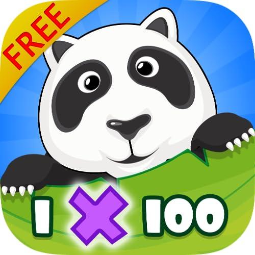 MEGA Multiplicación 1-100 FREE