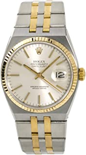 Rolex Oysterquartz Quartz Male Watch 17013 (Certified Pre-Owned)