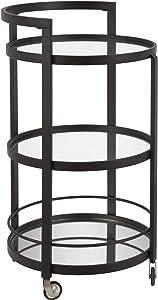 Henn&Hart Bar Cart, 1, Black