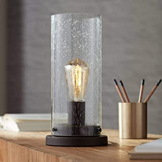 Best seeded glass table lamp Reviews