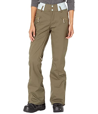 Burton Marcy High-Rise Pants (Keef) Women