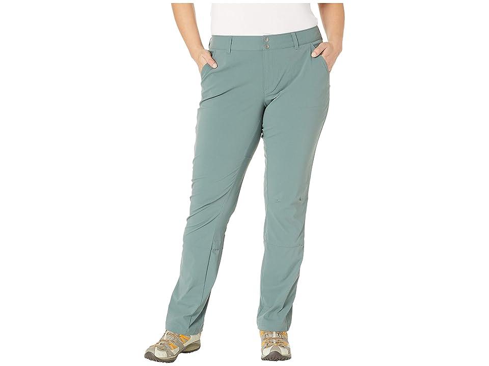 Columbia Plus Size Saturday Trail Pants (Pond) Women