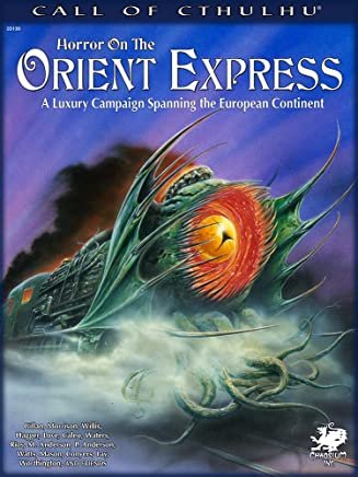 Horror on the Orient Express - Deluxe Boxed Set: A Luxury Campaign Spanning the European Continent
