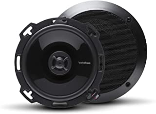 "Rockford Fosgate P16 Punch 6.0"" 2-Way Full-Range Speaker (Pair)"