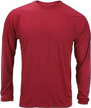 adidas Climalite Camiseta Manga Larga para Hombre