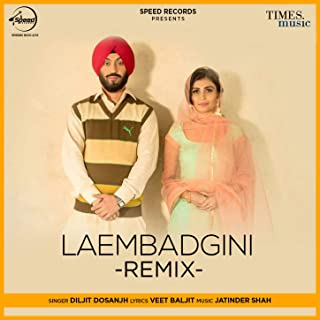 Laembadgini (Remix) - Single
