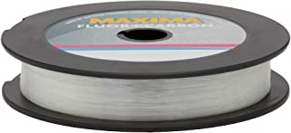 Maxima Fishing Line One Shot Spools, Fluorocarbon 6-Pound, 200-Yard