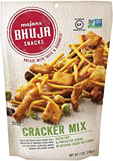 Bhuja Cracker Mix 7 Oz (Pack of 6) - Pack Of 6