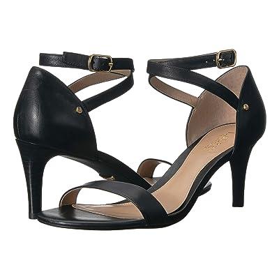 LAUREN Ralph Lauren Glinda (Black Super Soft Leather) Women