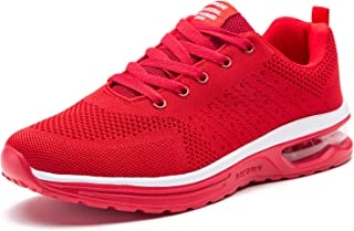 ODOUK Women Tennis Running Shoes Breathable Sport Air Athletic Gym Sneakers