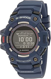 الساعة الرقمية GBD-100-2DR من كاسيو للرجال