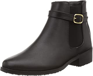 [オリエンタルトラフィック] レインシューズ レイン 晴雨兼用 ブーツ 滑りにくい レディース 大きいサイズ 小さいサイズ 歩きやすい サイドゴア ファスナー