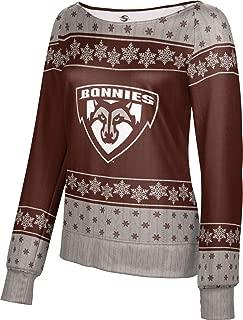 Gameday School Spirit Sweatshirt St Bonaventure University Girls Zipper Hoodie