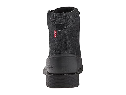 Levi Denim Shoes Monochromenavy Levi's Monocromo Zapatos Negro Monochrome Black Monochromenavy Mezclilla Jacoby De Jacoby Rq4tqBZdwc