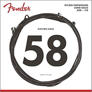 Best fender nylon tapewound bass strings Reviews