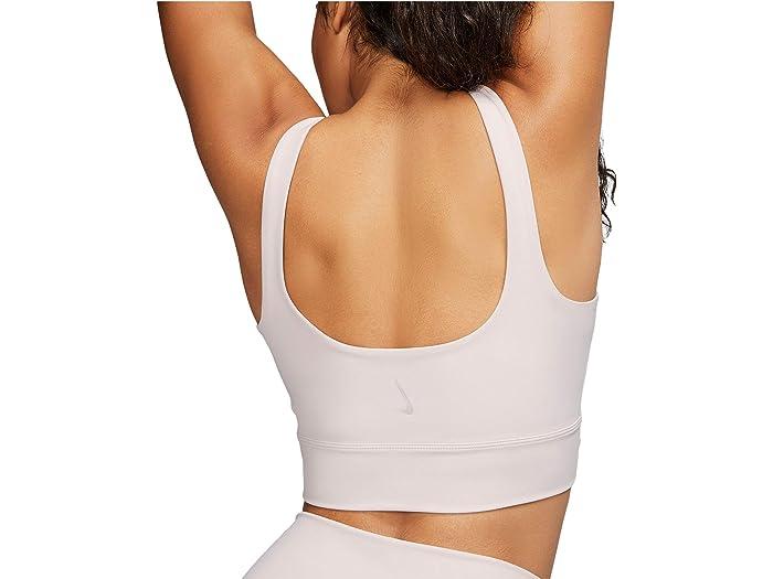 Nike The Yoga Luxe Crop Tank Zappos Com