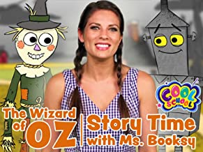 Wizard of Oz - Story Time with Ms. Booksy - Cool School