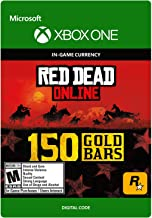 Red Dead Redemption 2: 150 Gold Bars 150 Gold Bars - [Xbox One Digital Code]