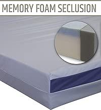 Marathon Advanced Care Standard Memory Foam Seclusion/Mental Health Hospital Bed Mattress 84