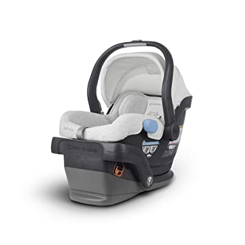 UPPAbaby MESA Infant Car Seat - Bryce (White and Grey Marl): image