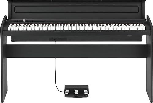 Korg LP-180-BK Piano amplifié meuble Noir